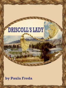 Copy of driscoll's lady bookcover